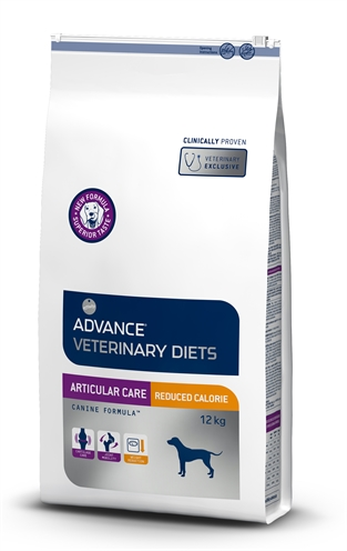 Advance articular care reduced calorie