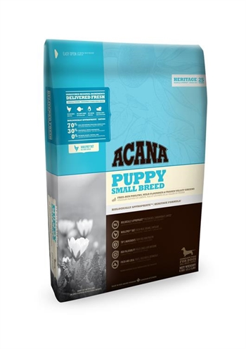 Acana heritage puppy small breed