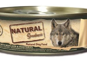 Natural greatness chicken / beef liver