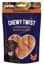 Chewy twists kip