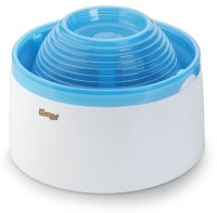 Ebi pet water feeder mango wit/blauw