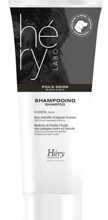 Hery shampoo voor zwart haar