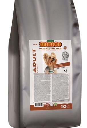 Biofood adult small breed