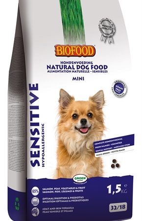 Biofood sensitive small breed