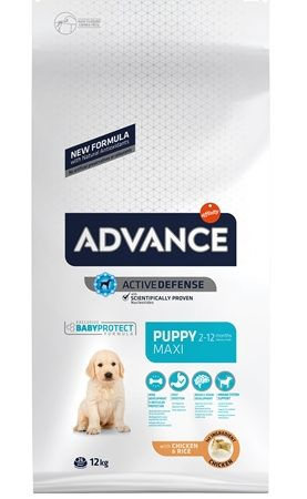 Advance puppy protect maxi