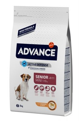 Advance mini senior