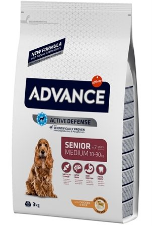 Advance medium senior