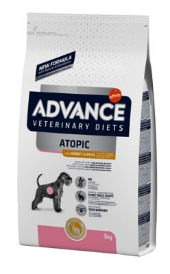 Advance veterinary atopic no grain / derma