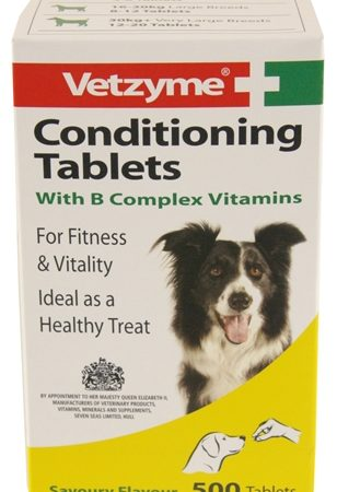 Phillips vetzyme tablet