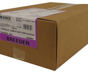 Duck lam/rijst compleet breeder