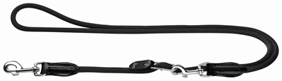 Hunter variolijn freestyle nylon rond zwart