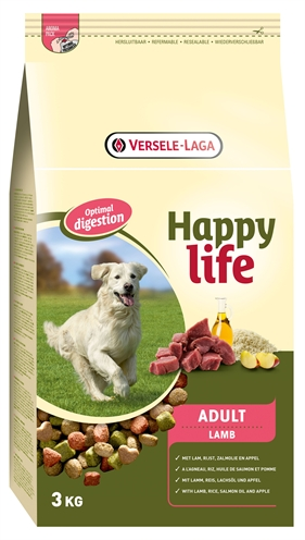 Happy life adult lam digestion