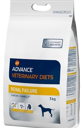 Advance hond veterinary diet renal failure