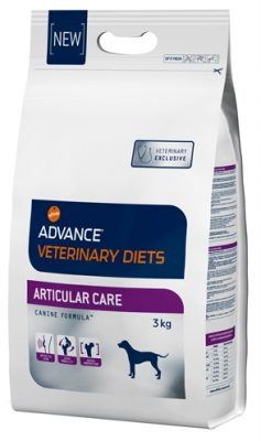 Advance hond veterinary diet articular care
