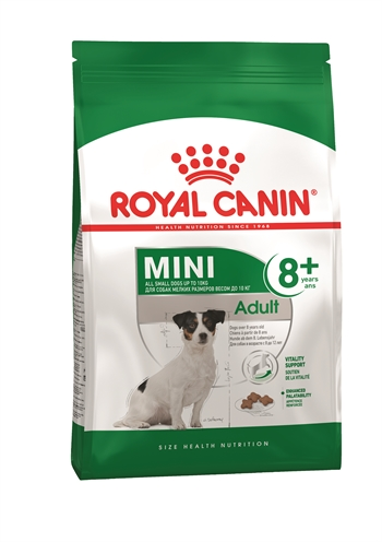 Royal canin mini adult +8