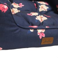 Joules hondenmand floral
